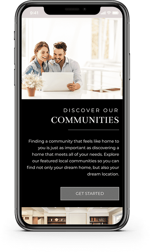 Dakno theme site community section