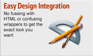 Easy Design Integration