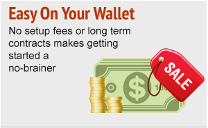 Easy On Your Wallet