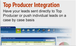 Top Producer Integration