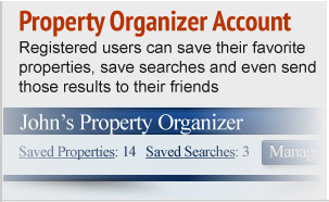Property Organizer Account